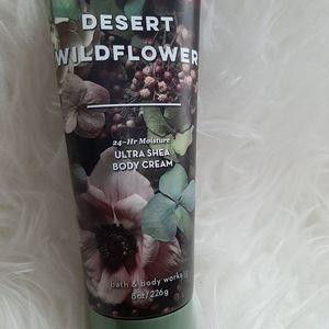 Bath & Body Works Makeup - Bath & Body Works Desert Wildflower Body Cream NEW